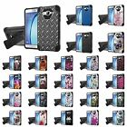 For Galaxy [On5] Shock Proof Armor Case [KickStand/Screen Protector] Design [E]