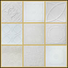 DIY Glue UP WHITE Ceiling Tiles 20x20  Different Patterns SALES!!!