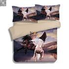 Doona Cover Set Quilt Cover Pillow Cases Queen/King Bed 3D New Duvet Covers