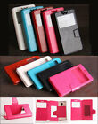 Ultrathin light UNIVERSAL LEATHER CASE COVER WITH STAND FOR smartphones + stylus