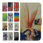 New soft Flip Wallet Leather Case Cover For Samsung Galaxy Phone with stylus pen