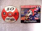 23003 Demo Disc 10 Vol 2 (10) Official UK Playstation Magazine - Sony Playstatio