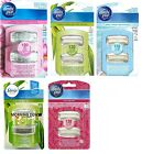 2 x 2 Pack Ambi Pur Febreze Set & Refresh Refills - Choose Fragrance