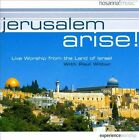 Jerusalem Arise!: Live Worship From the Land of Israel by Paul Wilbur (CD)