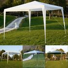 New 10'x10' Canopy Party Wedding Tent Garden Gazebo Pavilion Cater Events Garden
