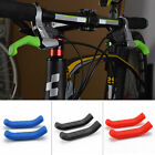 1 Pair Brake Lever Protector Road Bike Handle Cover Bike Silicone Sleeve