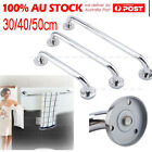 Stainless Steel Bathroom Shower Wall Grab Bar Safety Grip Handle Towels Rail DH