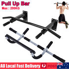 Portable Chin Up Workout Bar Home Door Pull Up Abs Exercise chinup Fitness