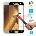Full Cover 9H Tempered Glass Screen Protector For Samsung Galaxy A3 A5 A7 2017