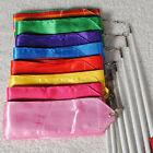 4M Dance Ribbon Gym Rhythmic Art Gymnastic Ballet Streamer Twirling Rod 5 Color