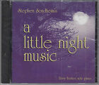 Stephen Sondheim's Little Night Music  Terry Trotter on piano NEW & SEALED CD