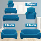 Removable Stretch Sofa Couch Slip Covers 1 2 3 Seater Recliner Loveseat Lounge