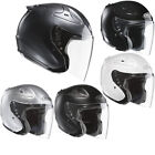 HJC RPha Jet Silver White Black Anthracite Open Face Motorcycle Helmet RRP £250