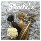 "~ Luxury Temple Nano Tip Hair Extensions 18"" & 20"" 0.8g Strands ~ Phoebe-s ~"