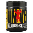 Universal Nutrition Fat Burners 55 Tabletten Fatburner Abnehmen Diät + BONUS