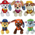 20cm Canine Patrol Dog Anime Doll Toy Cartoon Plush Doll Dog Car Patrol Puppy