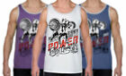 Trillest  GYM  BODYBUILDING HERREN TANK TOP STRENGTH AND POWER