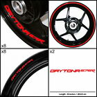 EXP Triumph Daytona 675R Motorcycle Sticker Decal Graphic kit SPKFP1TR004 $79.0 USD