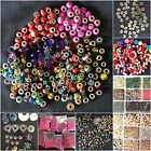 Job Lot Hundreds Jewellery Making Beads Charms Findings Charm Bracelet Necklace