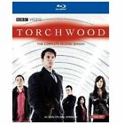 Brand New/MF Sealed TORCHWOOD: Complete Season 2 [Blu-ray, 4-Disc Set]