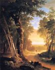 Asher Durand's Masterpiece, The Beeches (Classic American Landscape Art Print)