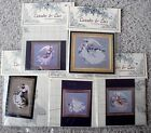 Choice Lavender & Lace Cross Stitch Charts Angel: Mercy & Summer