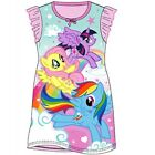 Girls Official My Little Pony Character Kids Nightdress