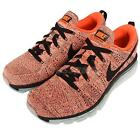 Wmns Nike Flyknit Max Orange Black Womens Running Shoes Sneakers 620659-008