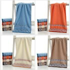 Graceful Microfiber Bath Hand Shower Drying Washing Clean Soft Cotton Towel