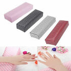 Cushion Hand Rest Pillow Nail Art Design Manicure Care Salon Soft Column Black