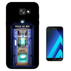 249 Doctor who Tardis Travel Case Gel Cover For ipod iphone LG HTC Samsung S8