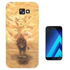 251 The Lion Life Quote Case Gel Cover For ipod iphone LG HTC Samsung S8