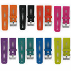 8+ Colors Replacement Silicone Watch Band Wrist Strap For Garmin Vivoactive HR