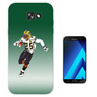 2015 American Football Player Case Gel Cover For ipod iphone LG HTC Samsung S8