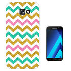 2034 Chevron Zig Zag Sparkle Case Gel Cover For ipod iphone LG HTC Samsung S8