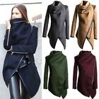 Winter Damen Duffle Coat Trench Blazer Be attracted to Mantel Jacke Lange Parka Winterjacke