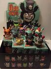 Kidrobot DUNNY ODD ONES Series SCOTT TOLLESON x Single 3in Art Vinyl Open Box