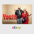 eBay Digital Gift Card  Happy Birthday Youth is in the eye - Fast email delivery