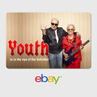 eBay Digital Gift Card  Happy Birthday Youth is in the eye - Email delivery <br/> US Only. May take 4 hours for verification to deliver.