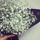 White Fake Silk Artificial Gypsophila Flowers Bouquet Wedding Party Home Decor