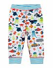 Hatley Reversible Baby Pants Ocean Animals Graphic
