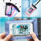 Waterproof Dry Case Cover Bag Underwater Pouch For Iphone4/5/6 Samsung