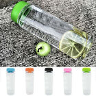 YH Colorful My Bottle Fruit Juice Sports Portable Travel Bottle Water Cup 550ml