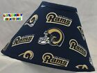 NFL LOS ANGELES LA RAMS Lamp Shade Made by LBC SHIPS WITHIN 24 TO 48 HOURS