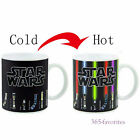 New Star Wars Color Change Ceramic Mug Heat Reveal Tea Coffee Cup Birthday Gift