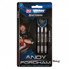 Andy Fordham 90% tungsten onyx grip by winmau