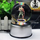 Star Wars 3D Big Crystal Ball LED RGB Night Light Desk Table Lamp Creative Gift