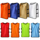 Unisex Gym Team Basketball Soccer Football Training Jerseys Vest Tops Hot Sports