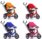 Kids Tricycle  Little Bambino 4 IN 1 Canopy For Toddler Age 1-6