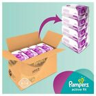 Pampers Premium Active Fit Nappies MONTHLY SAVING Pack SIZE 3 4 4+ 5 5+ 6